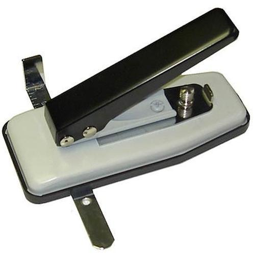 CSP-G Compact Desktop Stapler Style Slot Punch w/ Guides