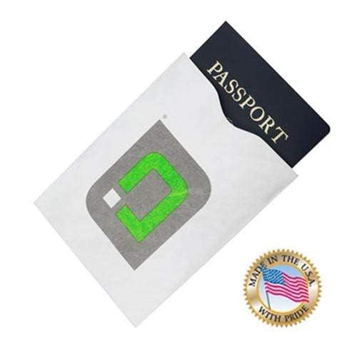 Identity Stronghold (IDSH1002-001) Secure Sleeve for Passports