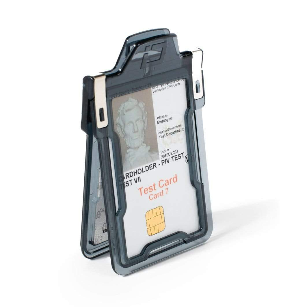 Identity Stronghold IDSH1004-001B-002 Secure Badgeholder Classic