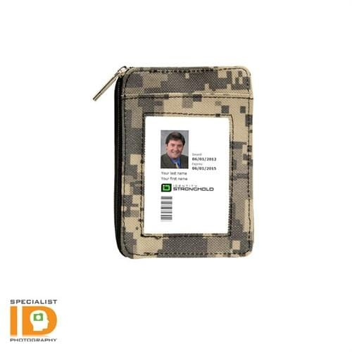 Identity Stronghold IDSH7014-001DigDes RFID Blocking Secure Mini Wallet