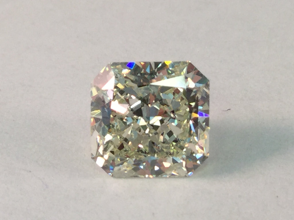 LOOSE DIAMOND - 1.72CT RADIANT