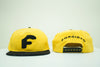 Snapback Yellow/Black