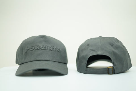 Grey Forgiato Hat