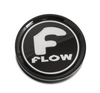 Forgiato Flow Floating Cap Black (One Wheel Cap)