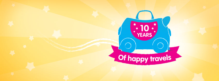 10th Year Birthday Anniversary – Ten Years Of Happy Travels!