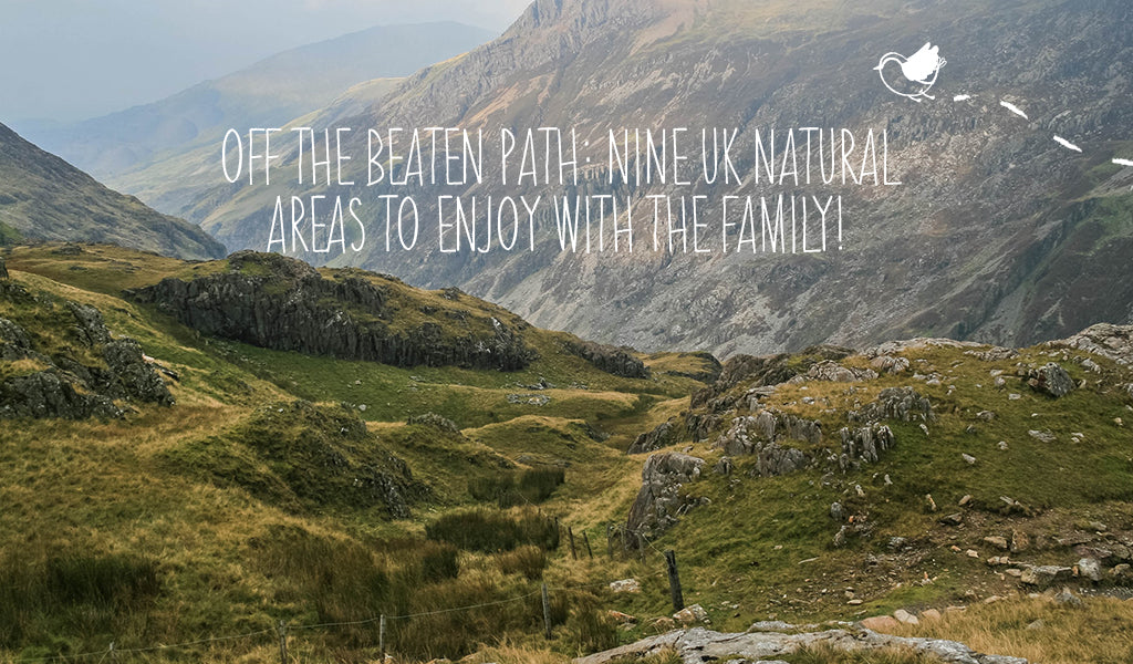 Off The Beaten Path: Nine UK Natural Areas To Enjoy With The Family!