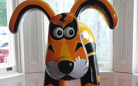 New Home For Trunki Gromit!