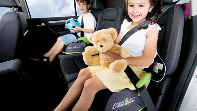 BoostApak: The Facts About The New Car Seat Legislation!