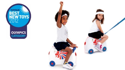 Team GB Trunki - An Olympic Award Winner!