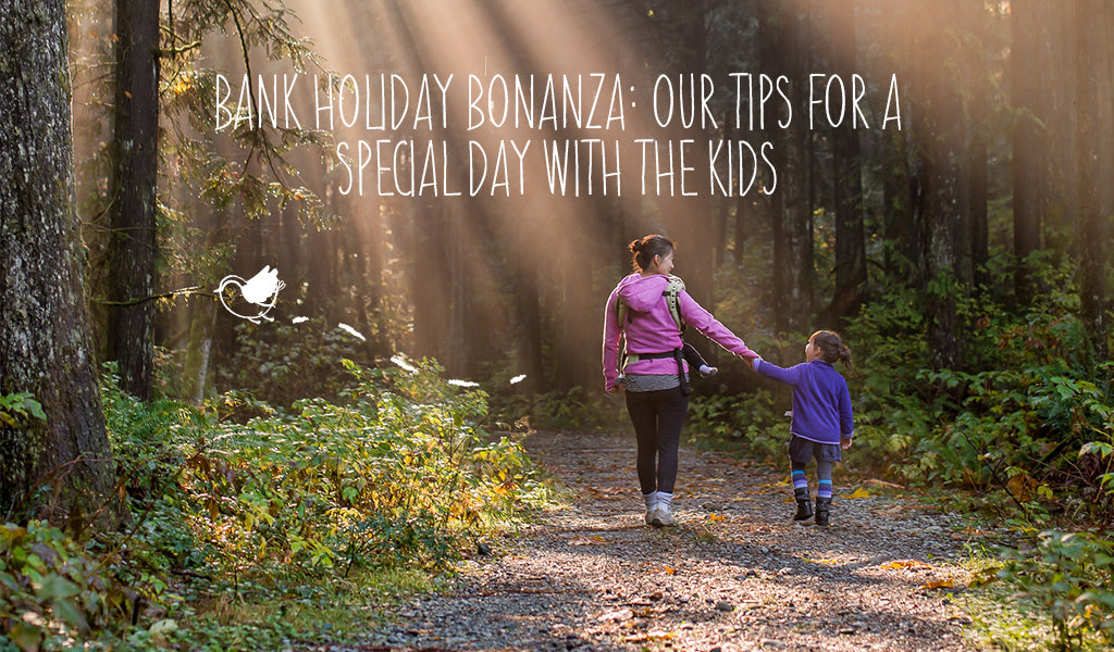 Bank Holiday Bonanza: Our tips for a special day with the kids