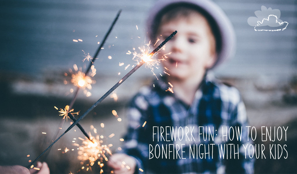 Firework Fun: How To Enjoy Bonfire Night With Your Kids
