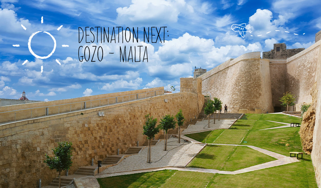 Destination Next: Gozo, Malta