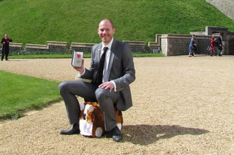 An MBE for Trunki Daddy!