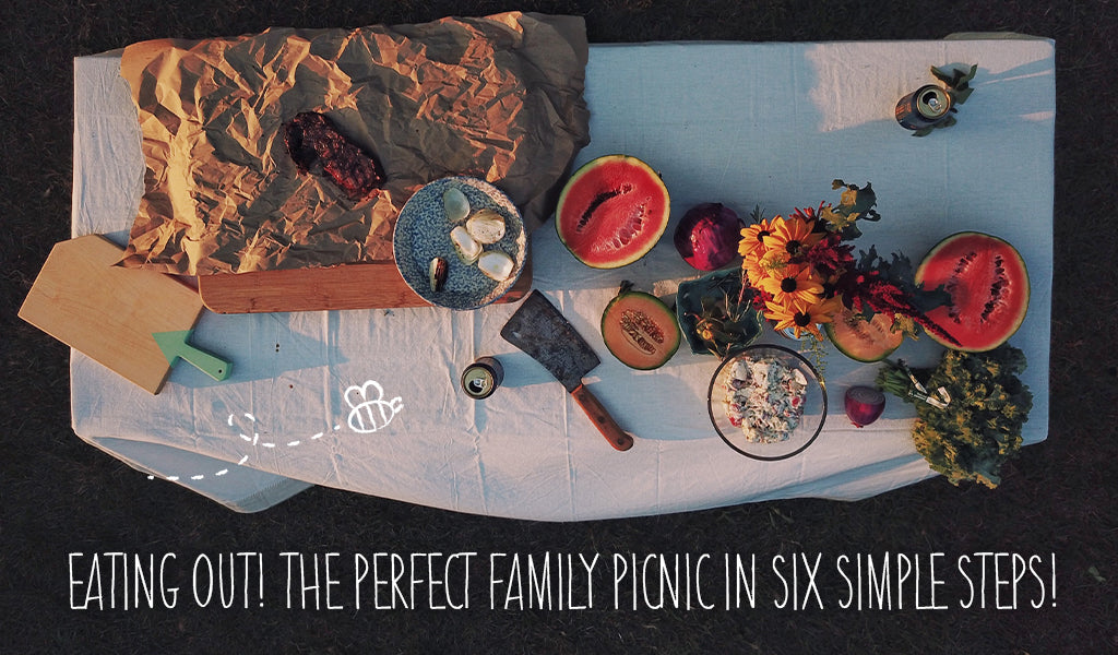 Eating Out! The Perfect Family Picnic In Six Simple Steps!