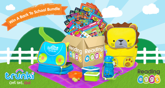 Competition: WIN An Awesome Back To School Bundle!