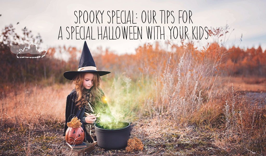 Spooky Special: Our Tips For A Special Halloween With Your Kids