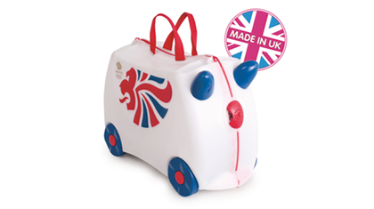 Trunki Now Made in Britain!
