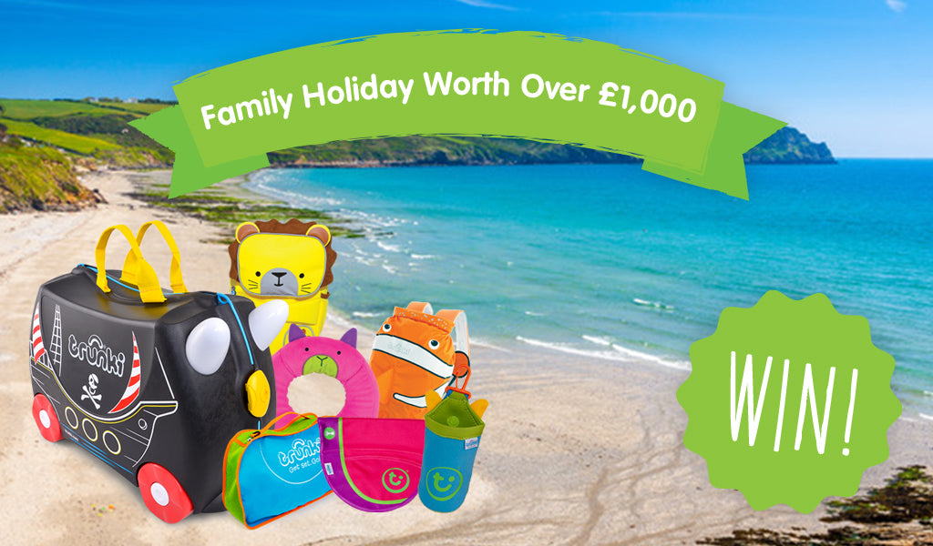 Competition Time! WIN A Family Holiday To South Cornwall... Worth Over £1000!