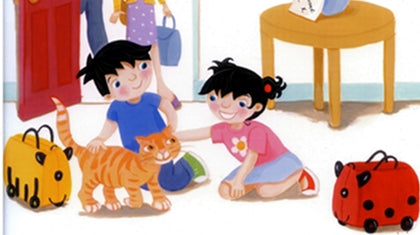 Trunki In Topsy and Tim!