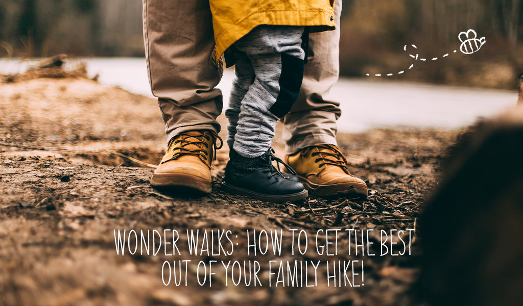 Wonder Walks: How To Get The Best Out Of Your Family Hike!