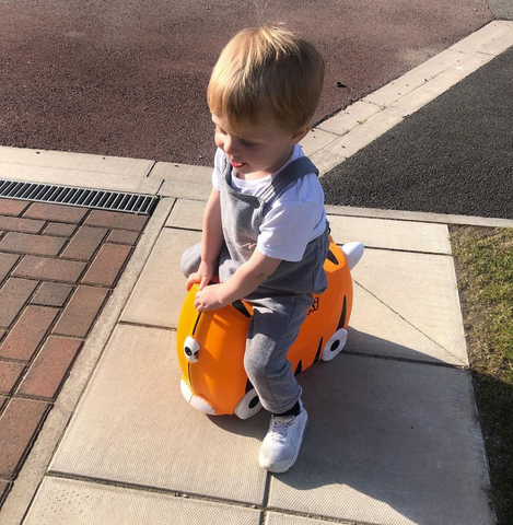 Summer Travel & Staycations with Trunki