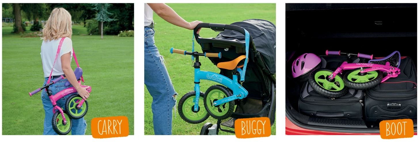 Bikes Carry Buggy Boot