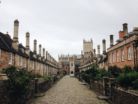 A cute town in England is the perfect trip for the Family!