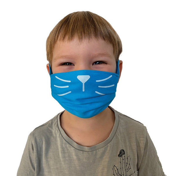 Reusable Face Masks - Blue