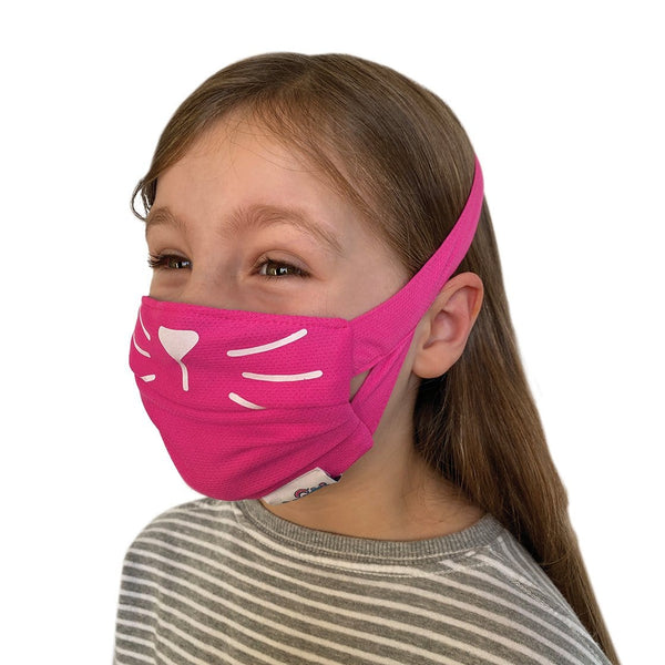 Reusable Face Masks - Pink