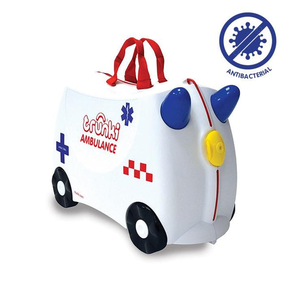 Abbie the Ambulance Trunki