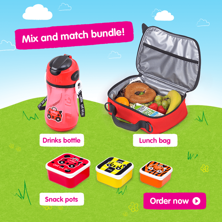 Trunki Eat Range Bundle 1