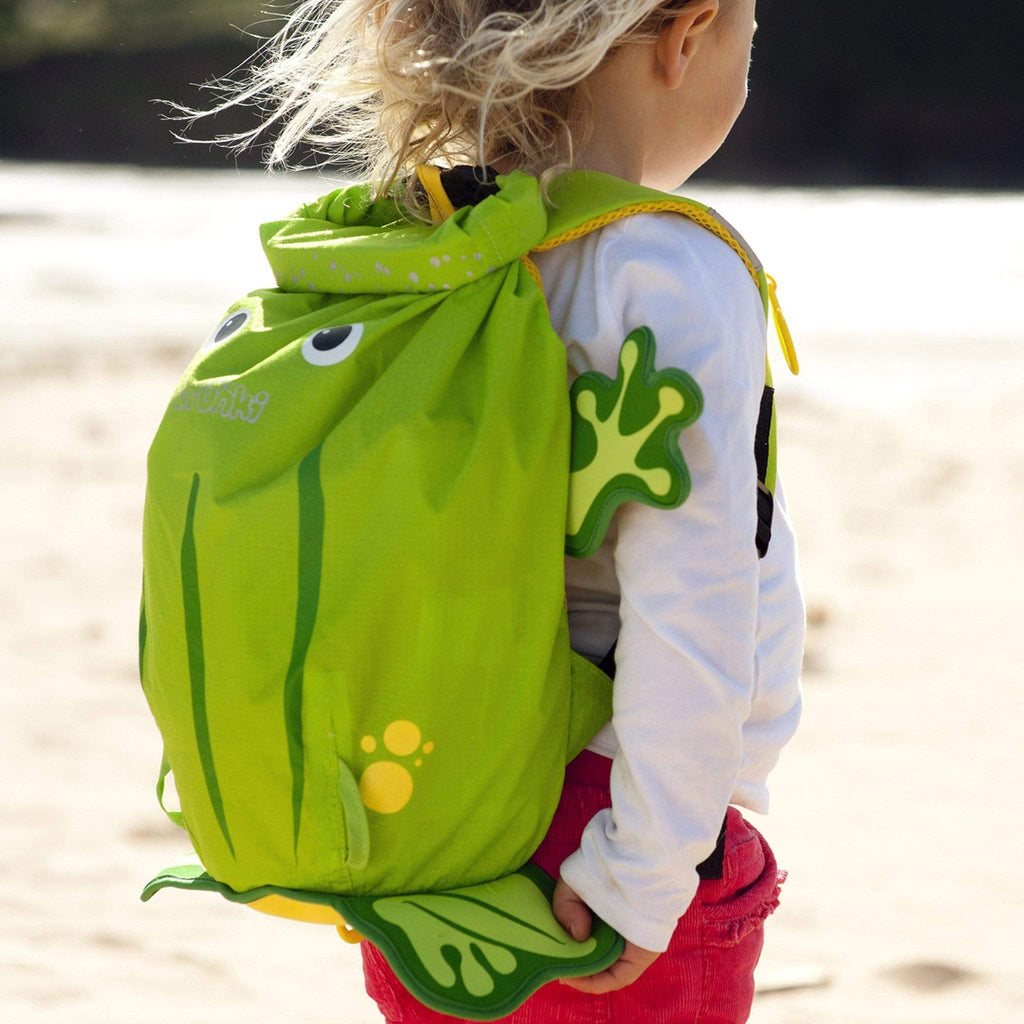 Ribbit The Frog - Medium PaddlePak