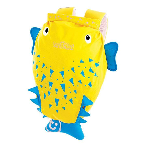 Spike the Blow Fish - Medium PaddlePak