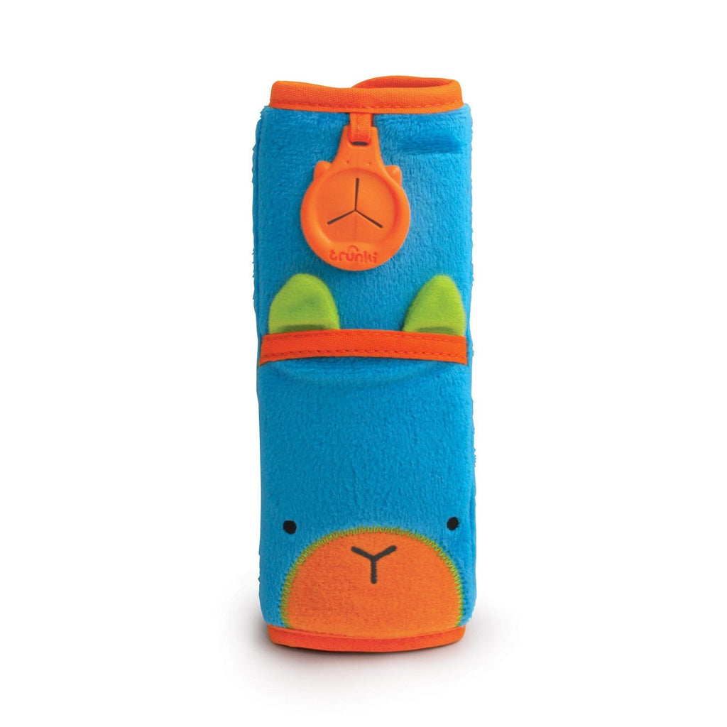 SnooziHedz Seatbelt Pad Blue