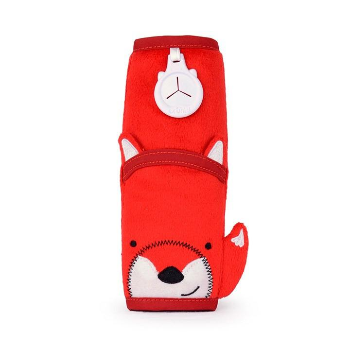 SnooziHedz Seatbelt Pad Fox