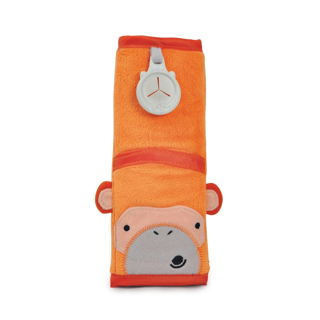 SnooziHedz Seatbelt Pad Monkey