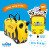 Bernard Trunki & FREE ToddlePak Backpack Lion & Stickers