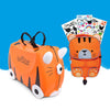 Tipu Trunki & FREE ToddlePak Backpack Tiger & Stickers