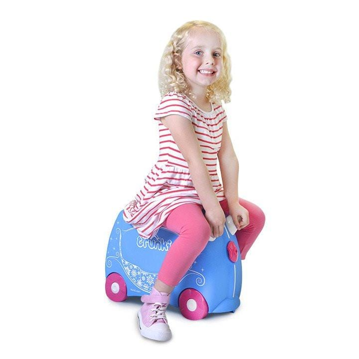 Pearl The Princess Carriage Trunki