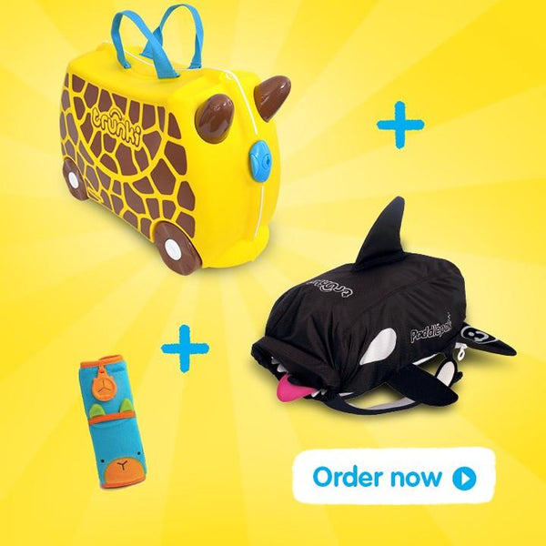 Mix and Match Trunki Bundle