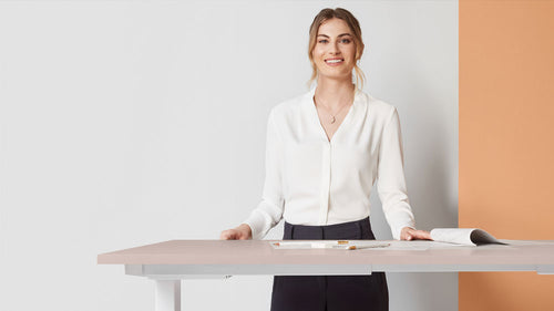 What's the best standing-to-sitting ratio when using an ergonofis desk?