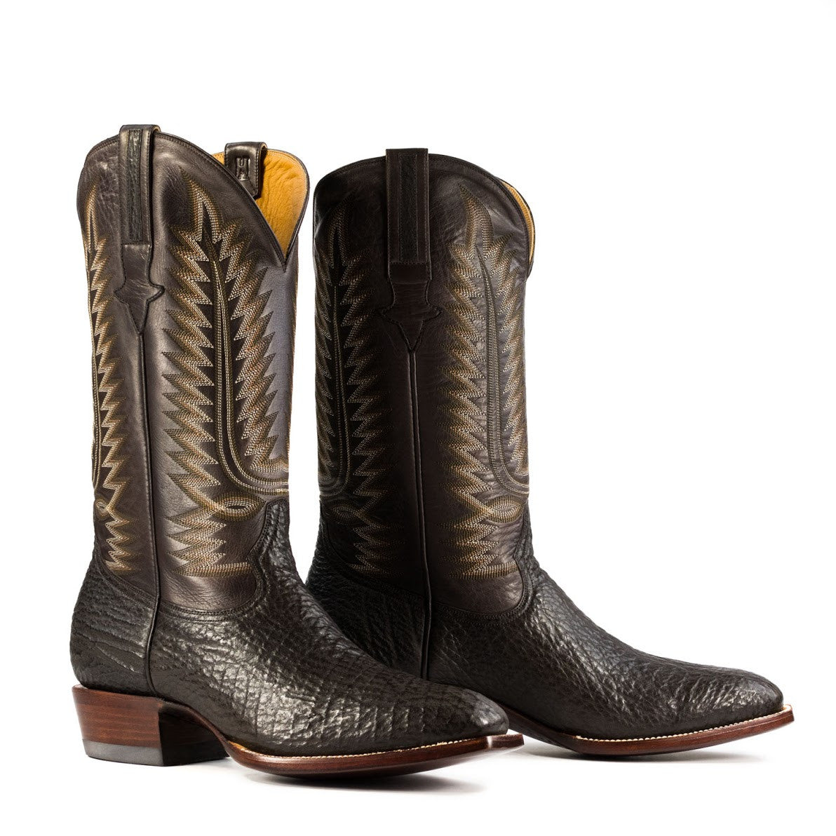 47379637e71 Shark Boot in Brown - French Toe - Heritage Boot