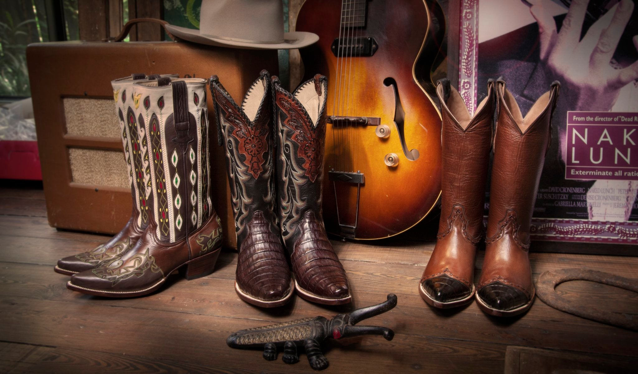 Heritage Women's Cowboy Boots