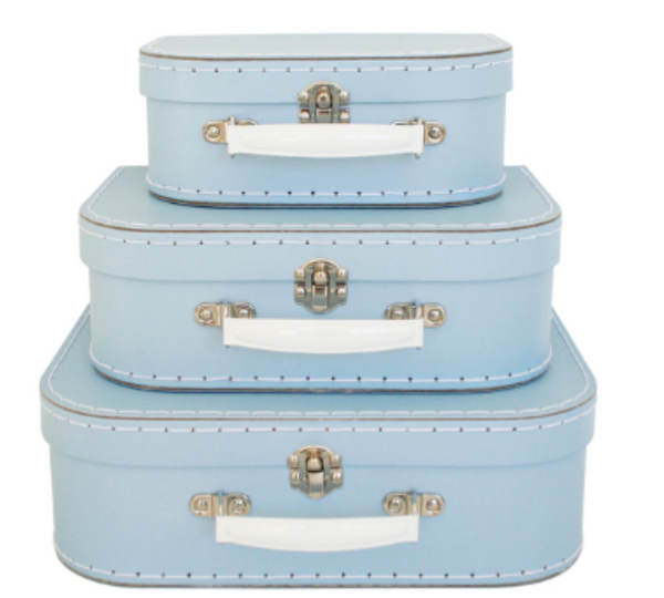 Alimrose Pale Blue Kid's Carry Case