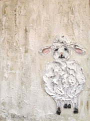 Sheep 9x12 Hand Painted Artwork - Relish New Orleans