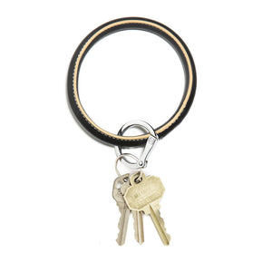 Back in Black Big O Key Ring - Relish New Orleans  - 1