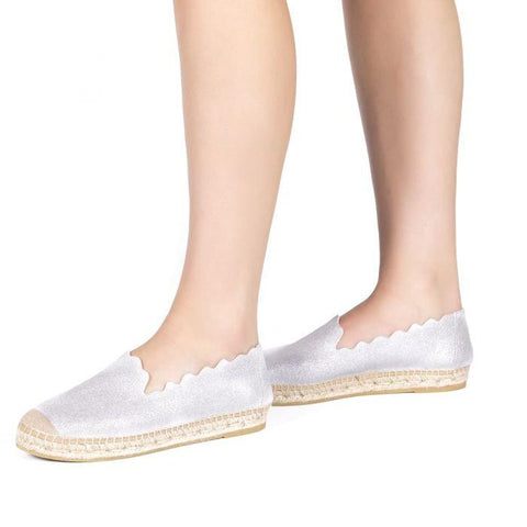 Image of Chianti Espadrille Slip Ons