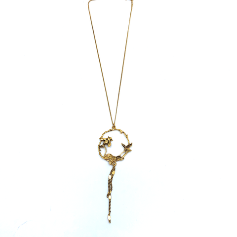 Image of Paradise Bee Necklace