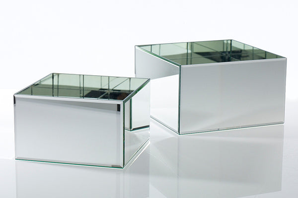 Medium Mirrored Planter