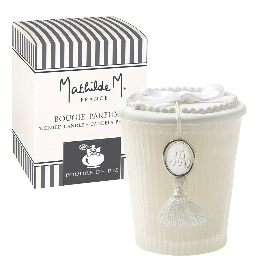 Mathilde M Gift Set Scented Candle